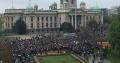 Вучић: Лаж је да је на протесту било 50.000 људи