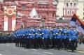 Српски гардисти после сјајног наступа на паради: Ово се не заборавља, московска калдрма тежа за марш од асфалта